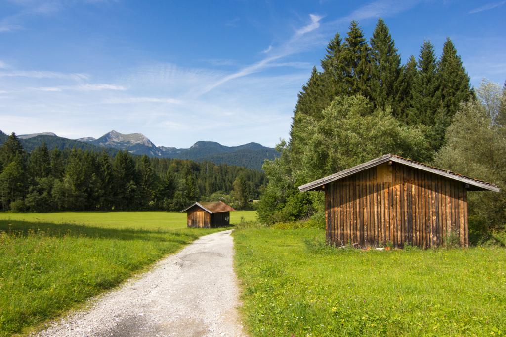 Niemcy: niekończące się szlaki przez Bawarię