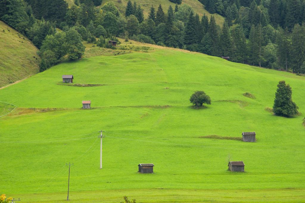 Austria: szlak Via Claudia Augusta