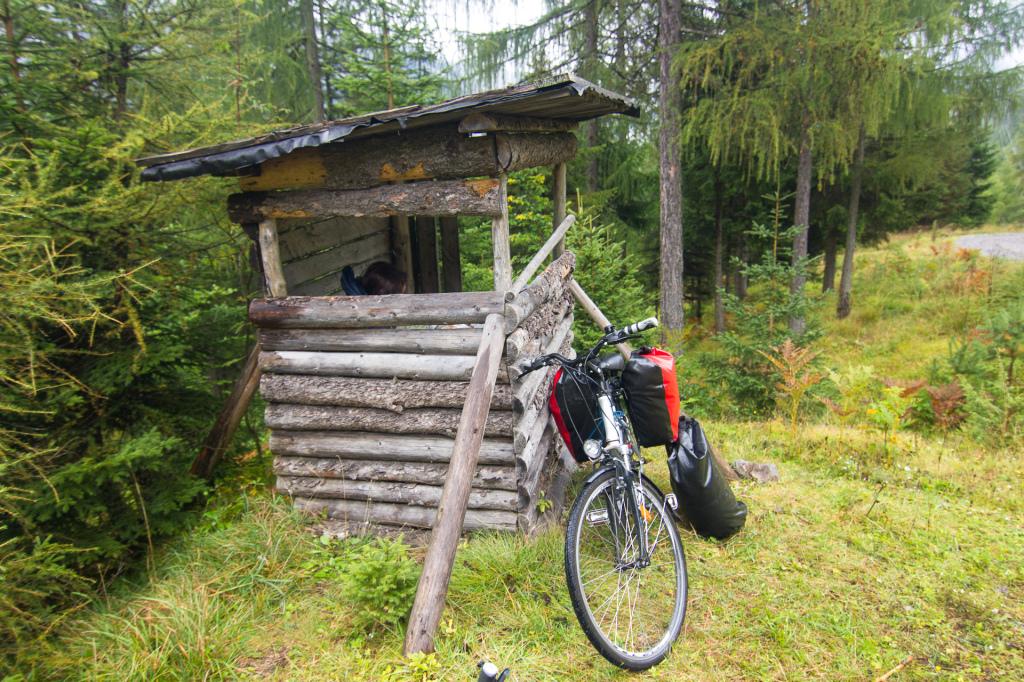 Austria: przełęcz Fern Pass