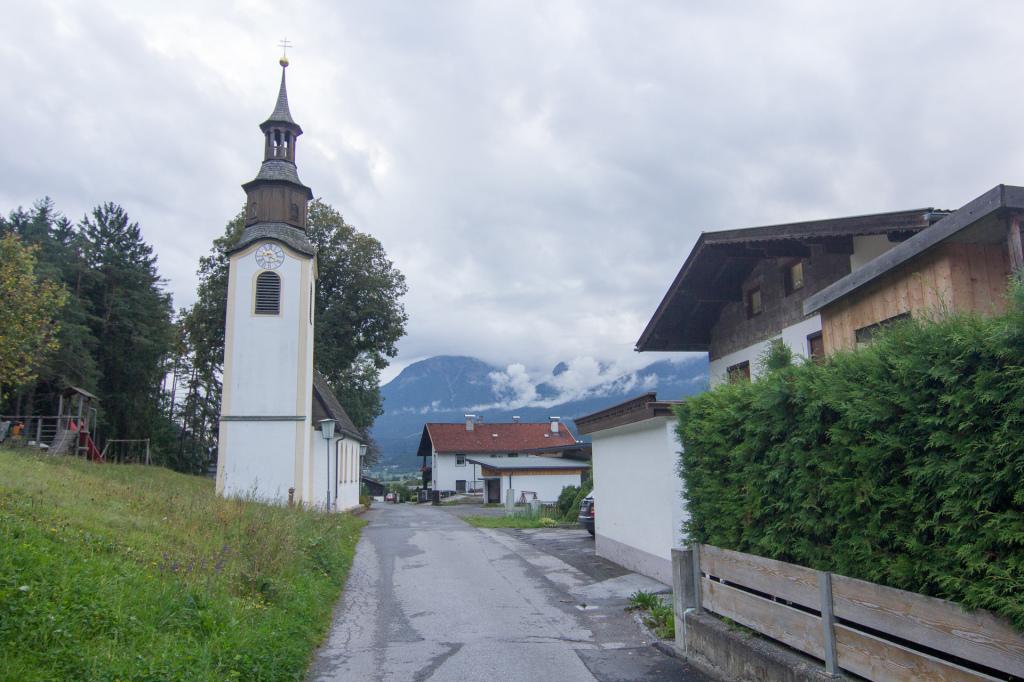 Austria: miasteczko Imst