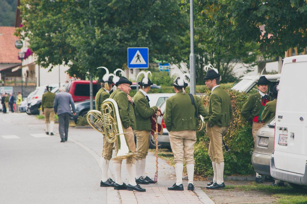 Austria: miasteczko Tösens