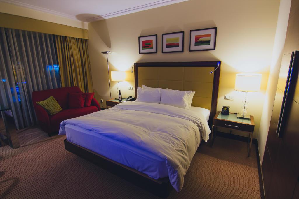 Warszawa: Hotel Hilton