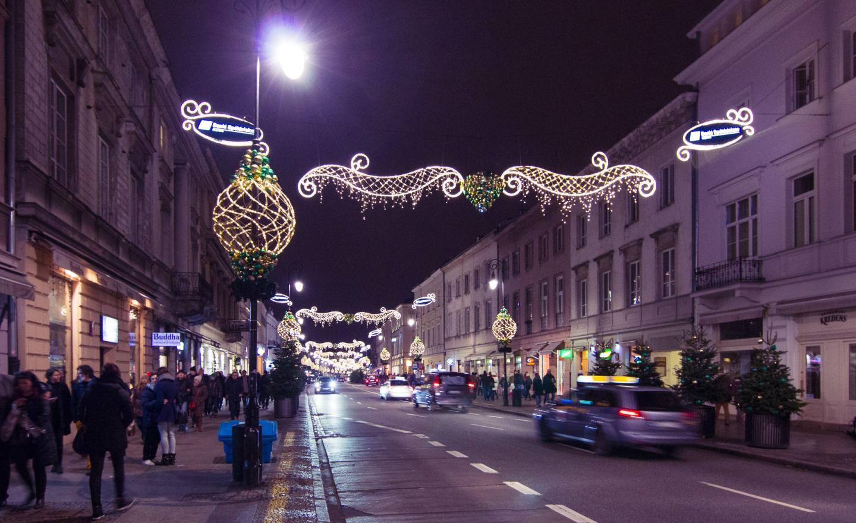 Warszawa na bogato