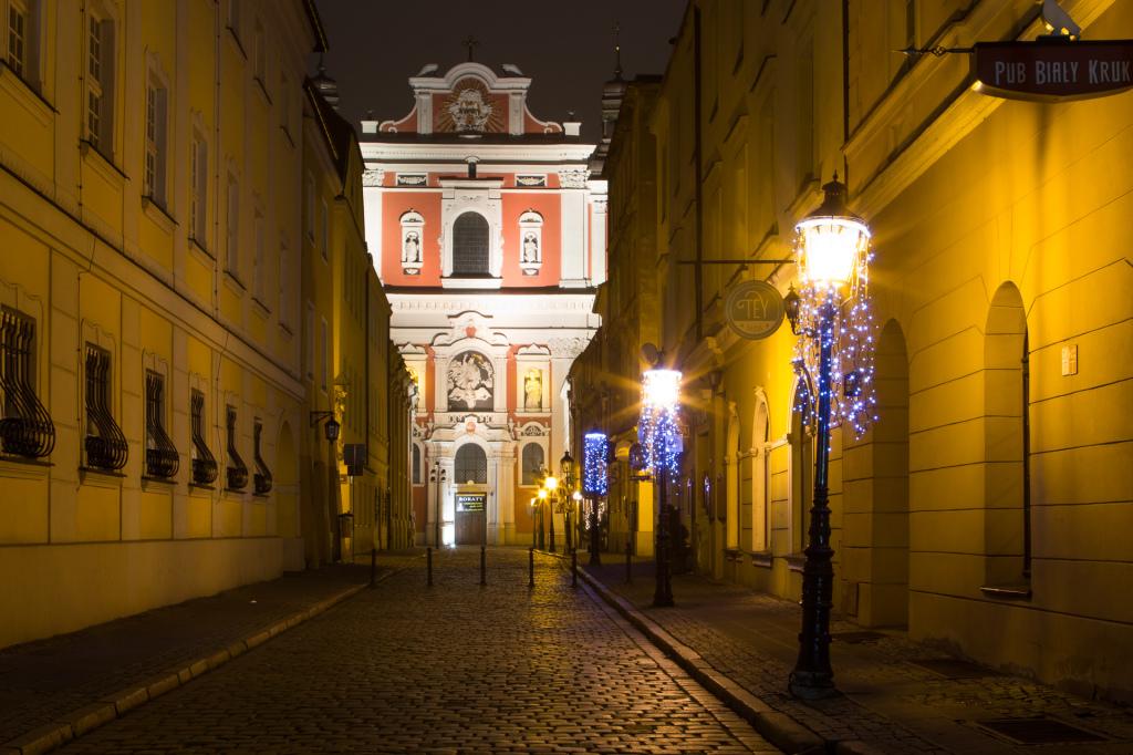 Poznań: Fara Poznańska, Stary Rynek