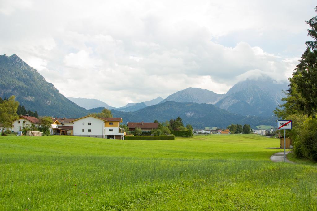 Austria: miasteczko Pflach