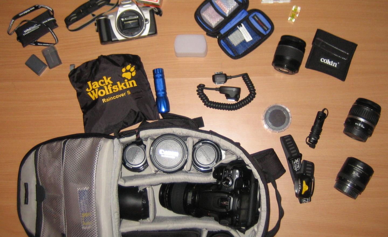 10 gadżetów fotograficznych przydatnych w podróży