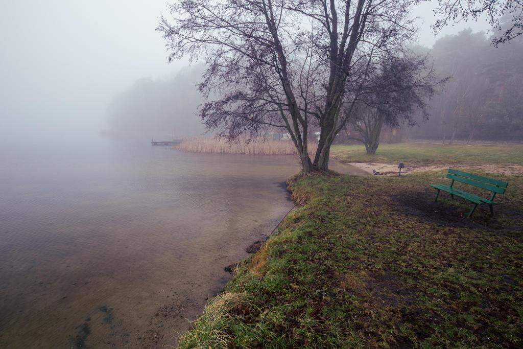 Poznań: jezioro Strzeszyńskie