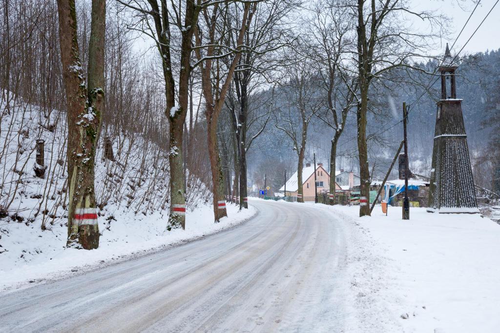 Kudowa-Zdrój: w drodze do Karłowa