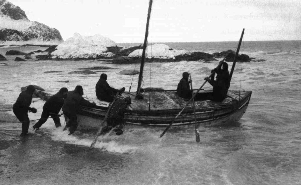 24 kwiecień 1916, Wyspa Słoniowa
