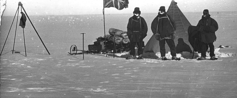 Antarktyczna podróż sir Ernesta Shackletona