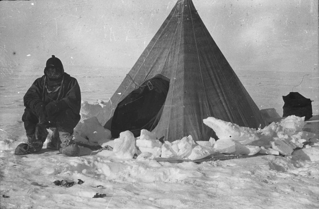 Wakacyjny wypoczynek załogi Shackletona