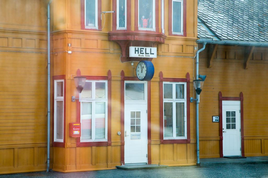 Norwegia: Hell