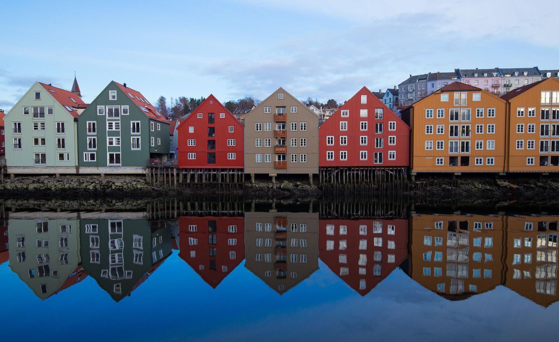 Jednodniowe zwiedzanie Trondheim