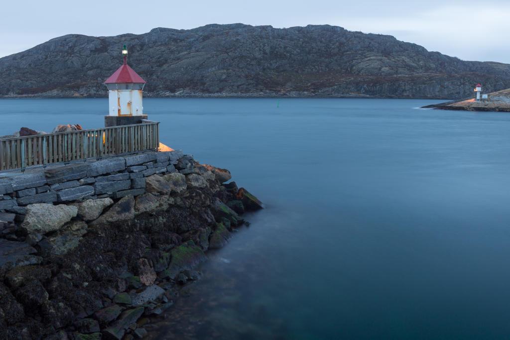 Bodø: latarnie morskie
