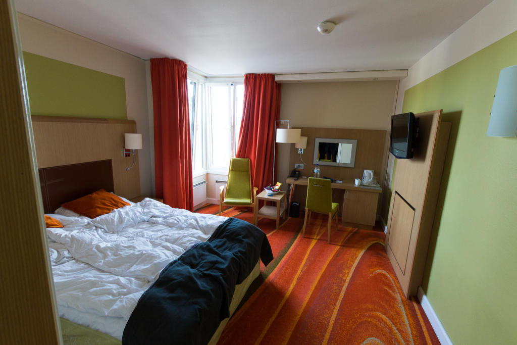 Bodø: hotel Radisson Blu