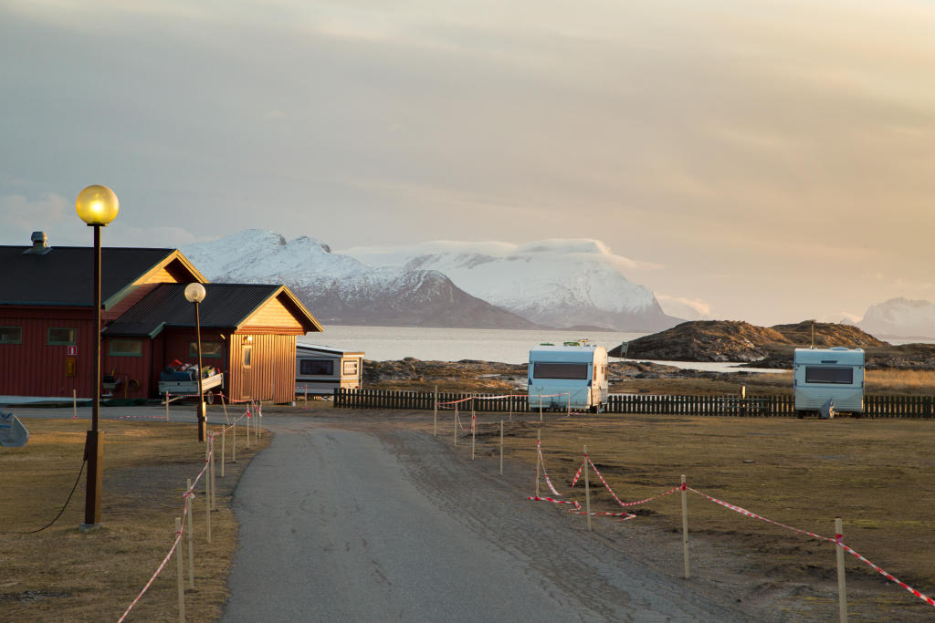 Bodø: Bodøsjøen Camping Aksjeselskap