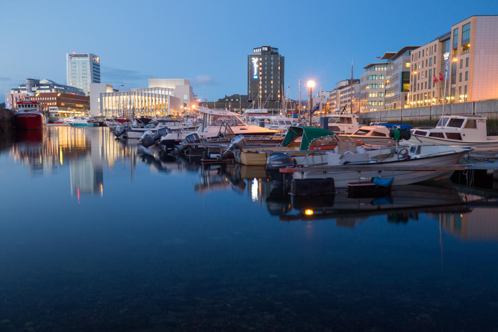Bodø: port morski