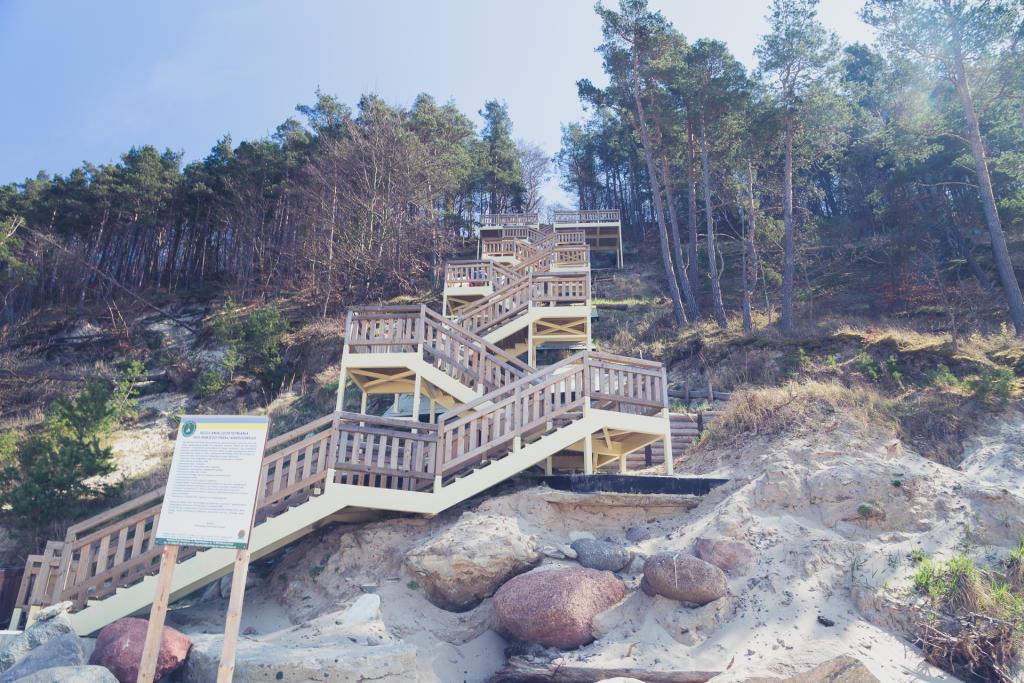 Woliński Park Narodowy - Kawcza Góra