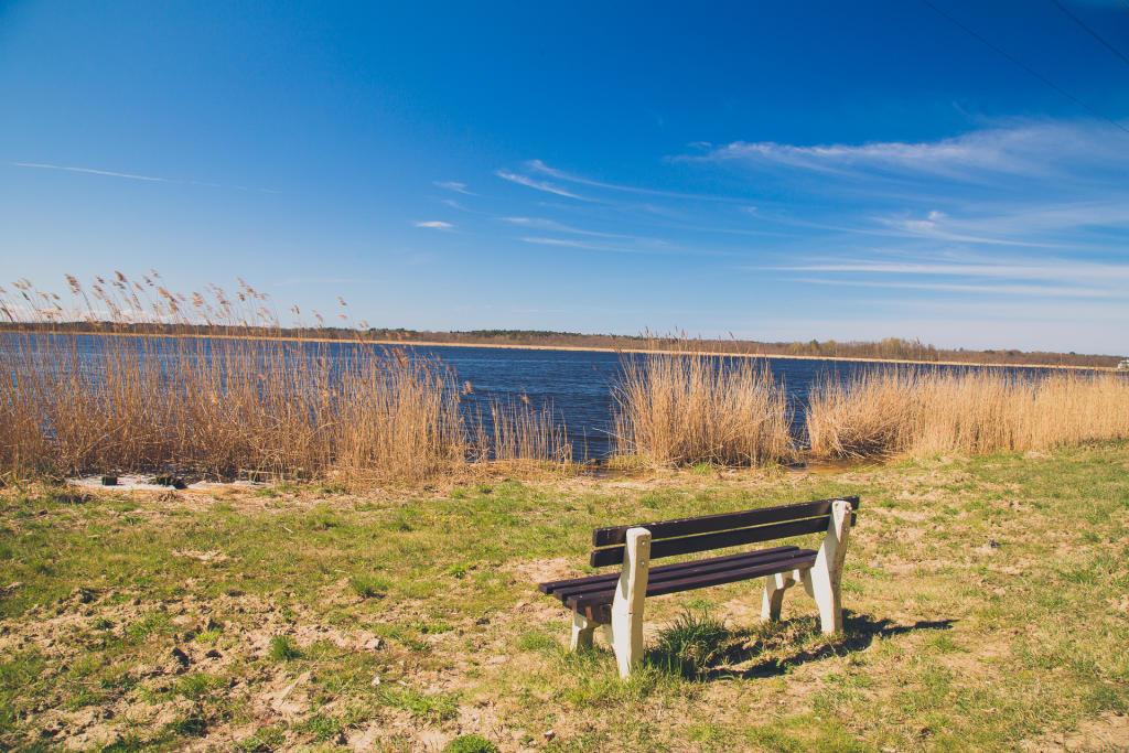 Woliński Park Narodowy: zalew Szczeciński