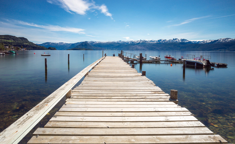 Hardangerfjord – rowerowa arkadia