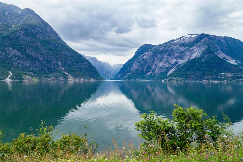 Okolice Eidfjordu