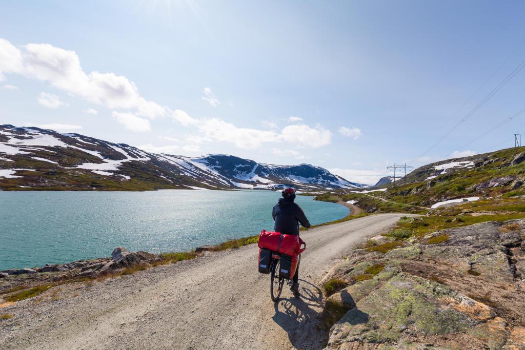 Szlak rowerowy Rallarvegen