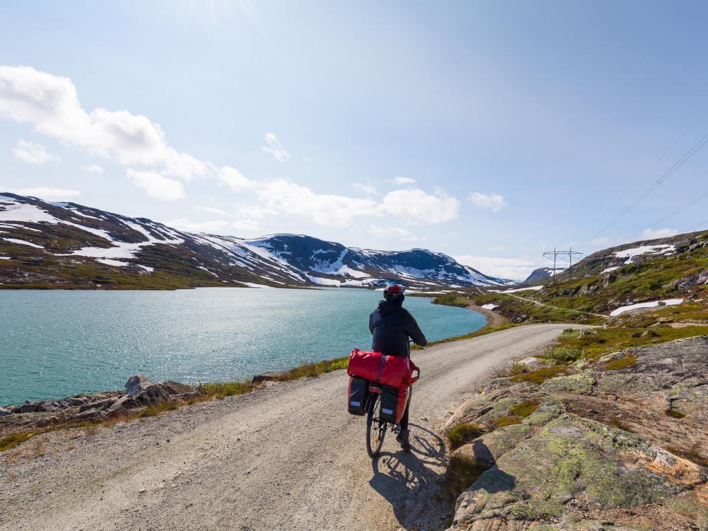 Rowerem przez Norwegię