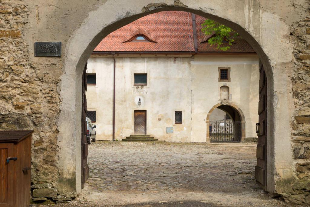 Słowacja: Czerwony Klasztor