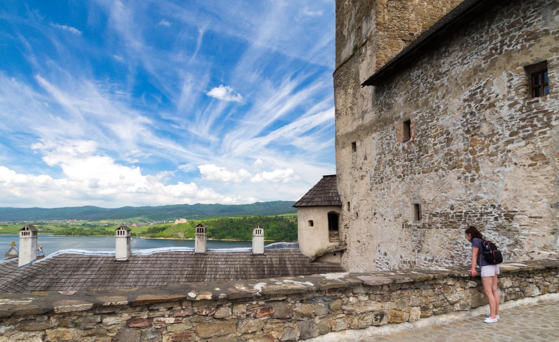W pienińskiej krainie zamków: Dunajec i Czorsztyn