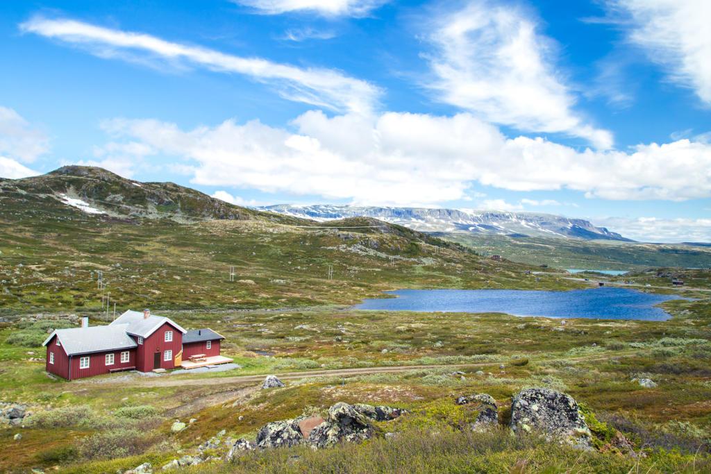 Płaskowyż Hardangervidda