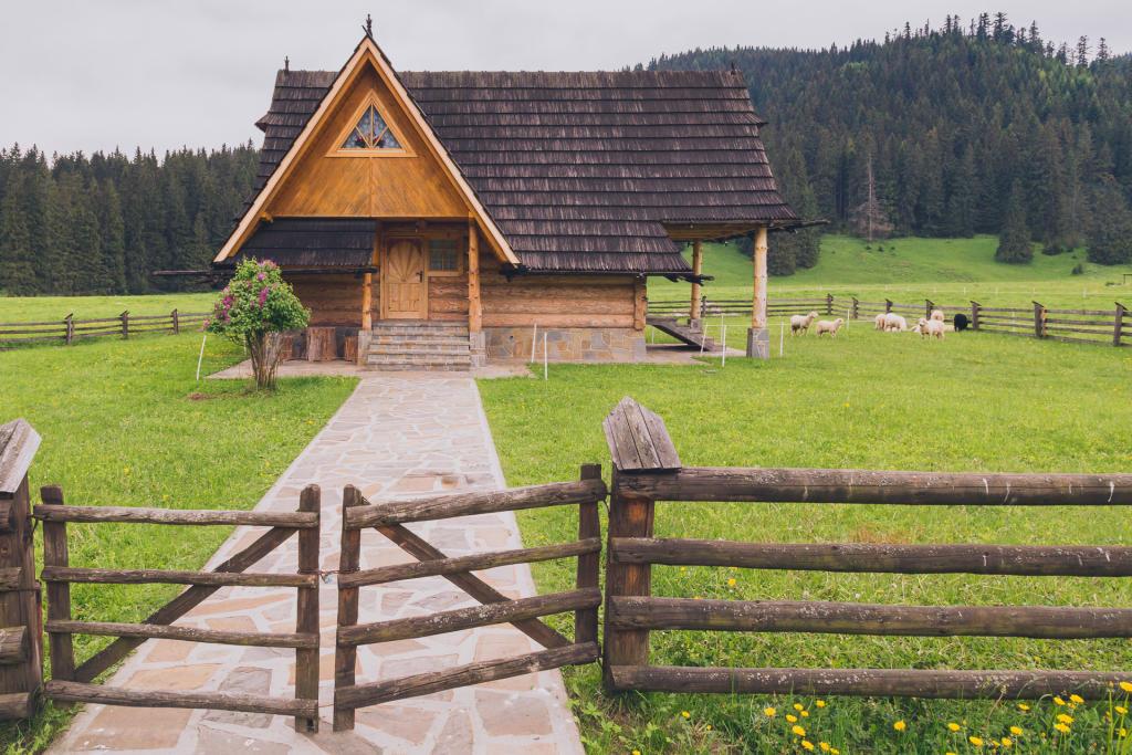 Domek w Dolinie Chochołowskiej