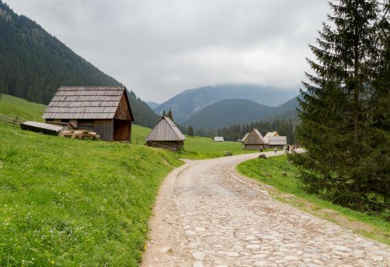 2015 / Polska: Tatry