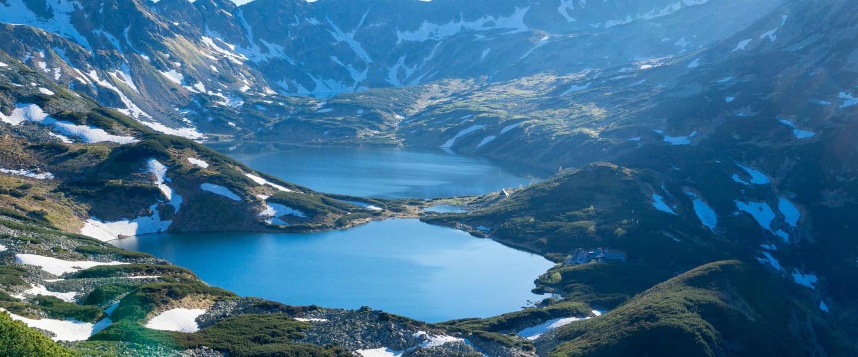 W sercu Tatr: Dolina Pięciu Stawów i Morskie Oko