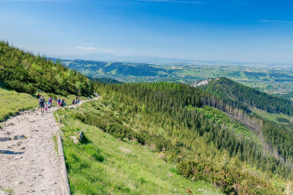 Przełęcz między Kopami, Tatry