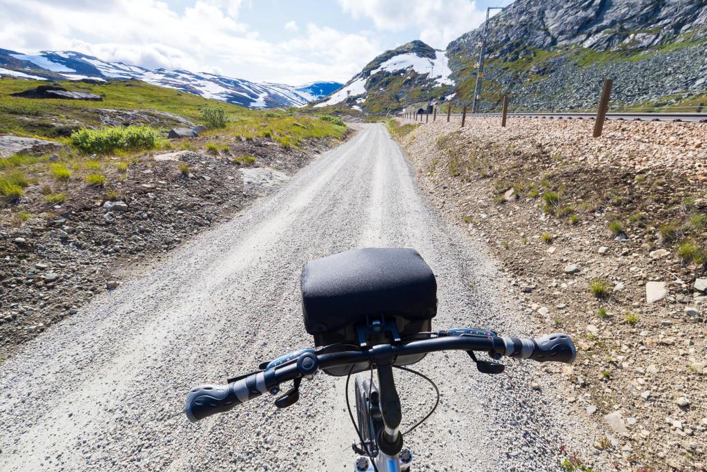 Rallarvegen - droga rowerowa