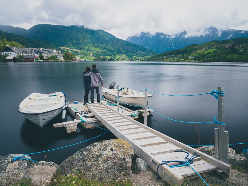 Ulvik – ukryty skarb Hardangerfjordu