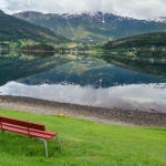 Ulvik nad Hardangerfjordem