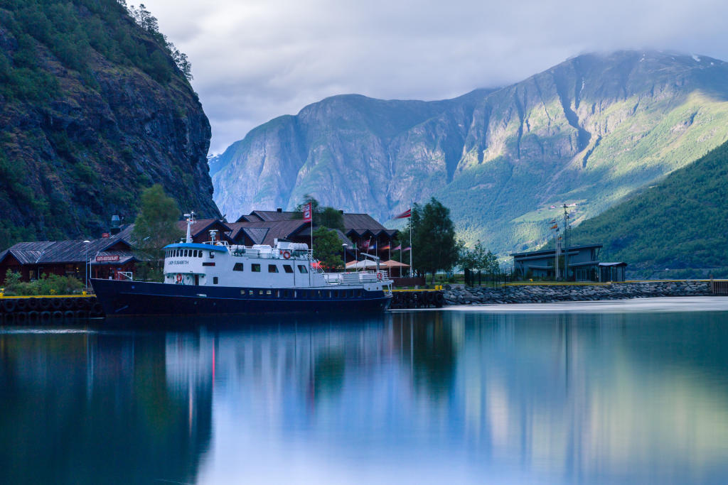 Sognefjorden w pełnej okazałości