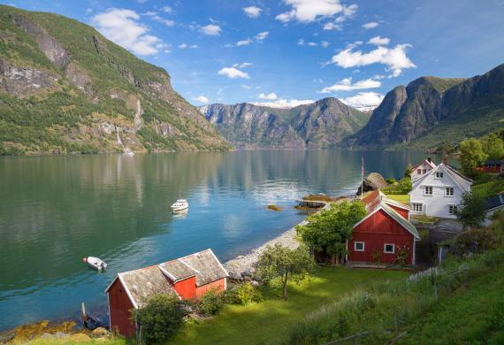 2015 / Norwegia Zachodnia