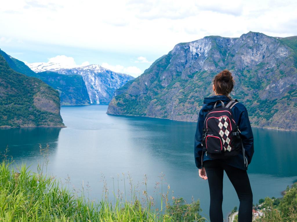 Pierwsze spotkanie z Sognefjordem: Flåm i Aurland