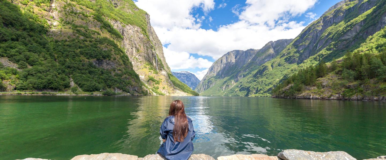 Rejs po Nærøyfjordzie z finiszem w malowniczym Gudvangen