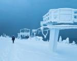 Zimowe wejście na Łabski Szczyt i Szrenicę