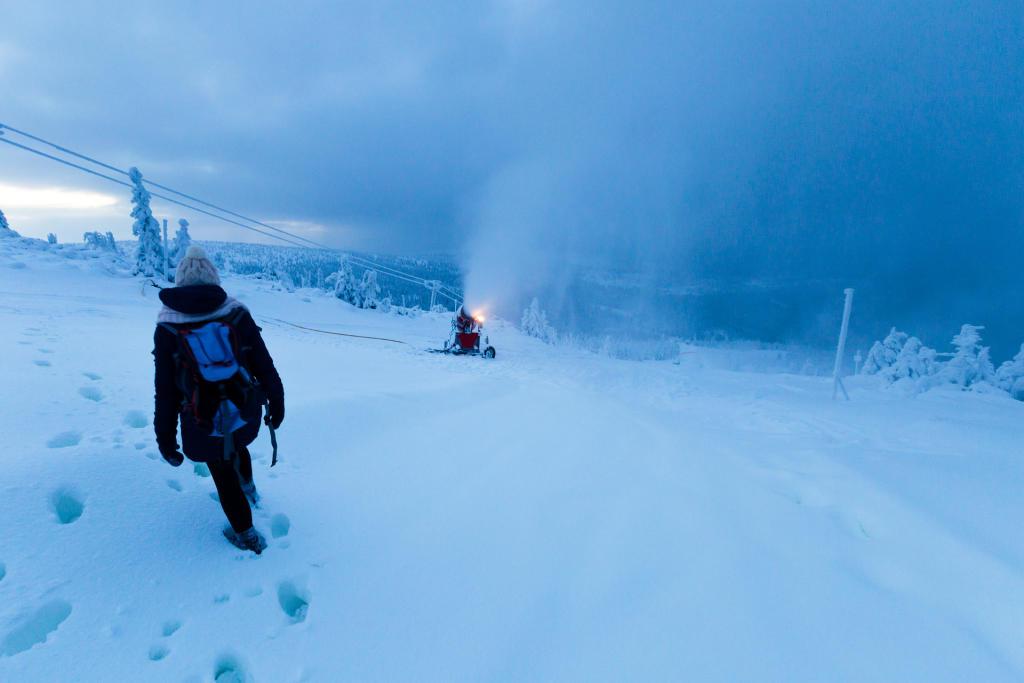 Stok narciarski Szrenica