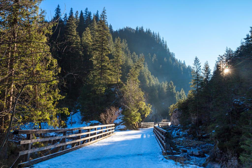 Droga przez Dolinę Kościeliską