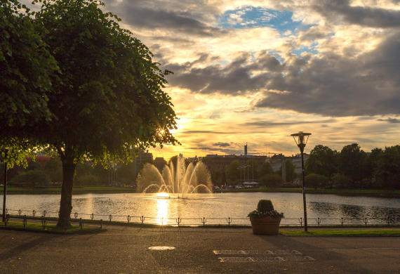 10 powodów dla których warto znaleźć się w Bergen