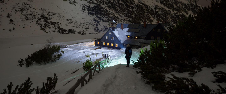 Nocna ekspedycja na Śnieżkę