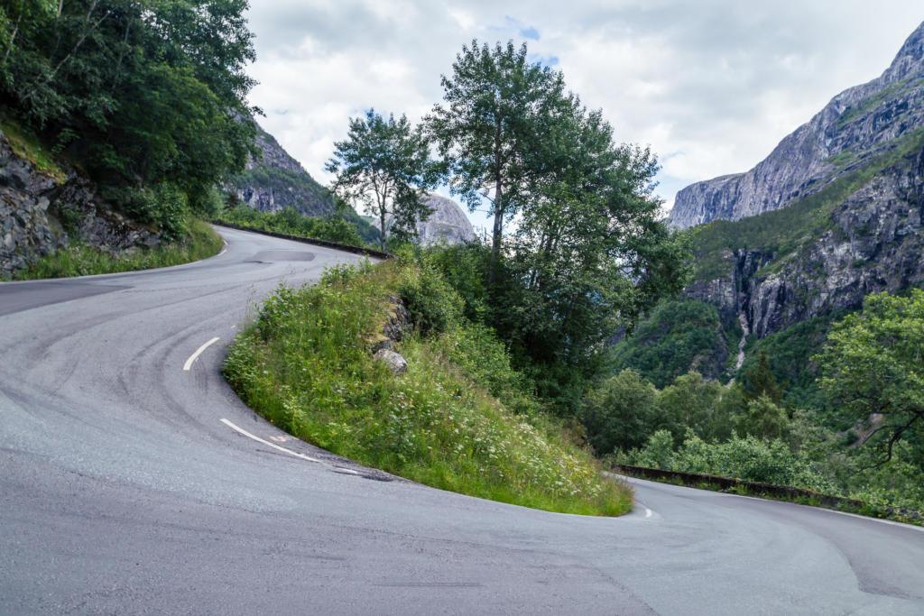 Droga Stalheimskleiva