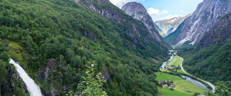 Stalheimskleiva – droga, którą musisz przejechać