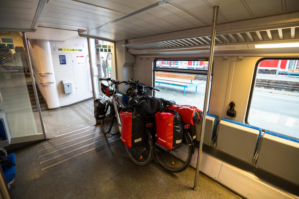 Przewóz rowerów w Deutsche Bahn