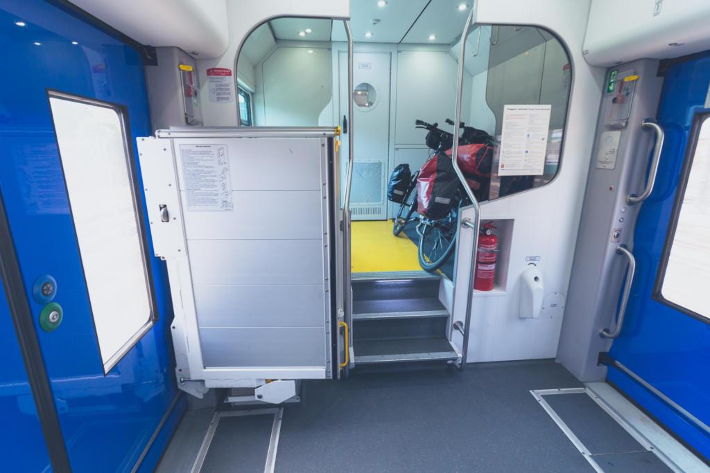 Przewóz roweru we włoskich kolejach